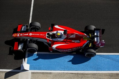 Jerez F2: Leclerc explains 'strange' three-run strategy behind pole