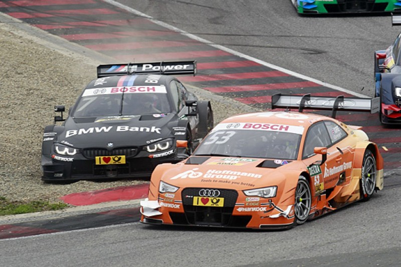 BMW's 2015 slump in form a warning to Audi in DTM - Jamie Green
