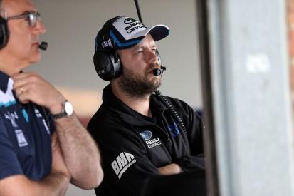 Designer of BTCC title-winning Subaru Faux makes Supercars switch
