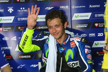 Valentino Rossi will stay in MotoGP for two more years or none