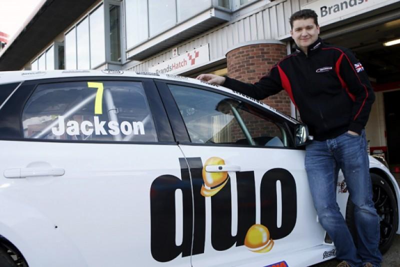 Mat Jackson joins Andrew Jordan at Motorbase Ford BTCC squad