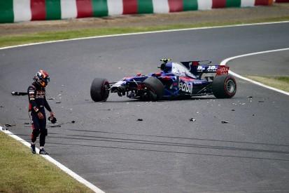 Carlos Sainz Jr can't explain big Japanese GP practice crash