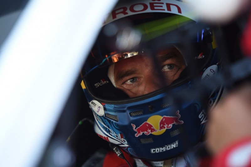 WTCC boss surprised by Citroen's decision to drop Loeb in 2016