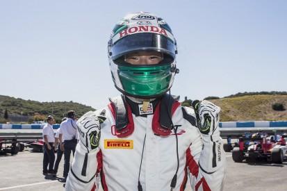 Jerez GP3: Fukuzumi beats ART team-mates Aitken and Russell to pole