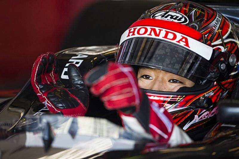 ART to run Honda's Matsushita and Fukuzumi in GP2 and GP3 in 2016