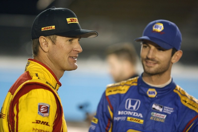 Andretti IndyCar drivers could get future Supercars enduro outings