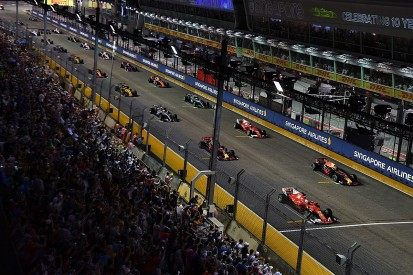 F1 bosses talking to officials from Vietnam over future grand prix