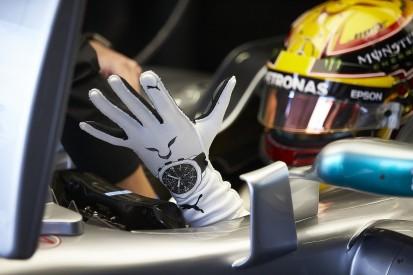 Formula 1 plans biometric gloves for crash data in 2018