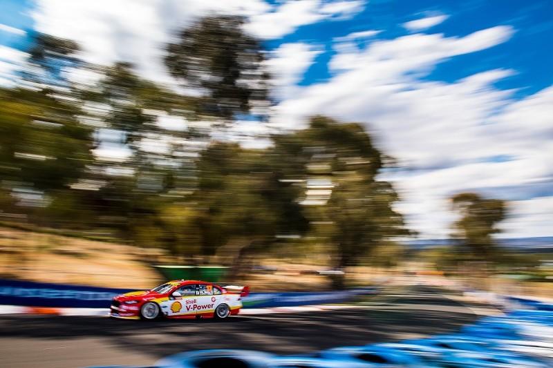 Bathurst 1000: Supercars leader McLaughlin tops first qualifying