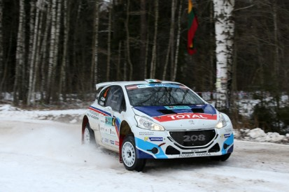 ERC Rally Liepaja to be run in September, on gravel not snow