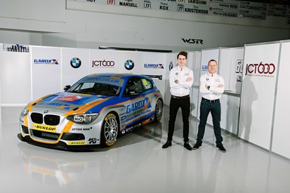 WSR retains Sam Tordoff and Rob Collard for 2016 BTCC BMW team