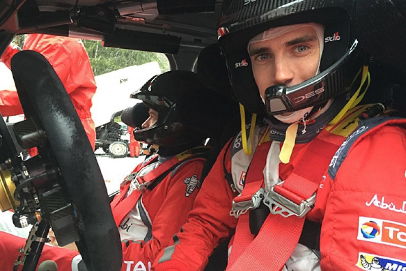 Craig Breen determined to prove worth on Citroen WRC debut