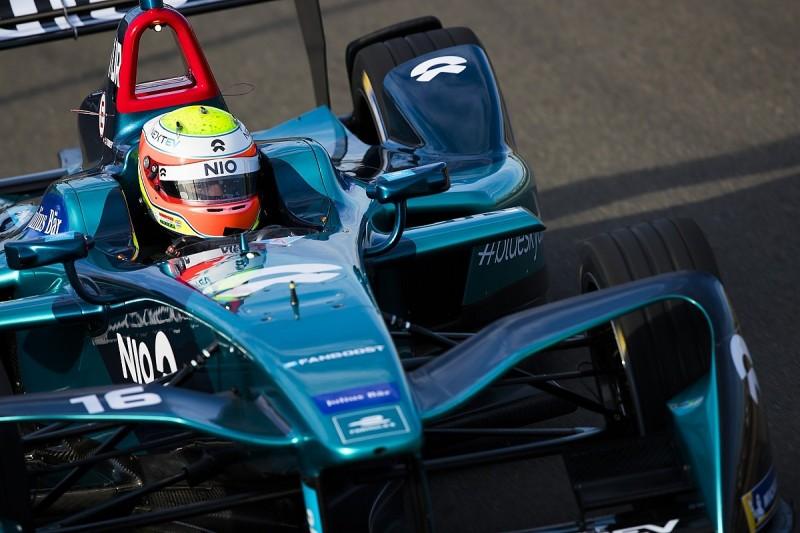 Formula E 2017/18: Turvey fastest for NIO as Valencia testing ends