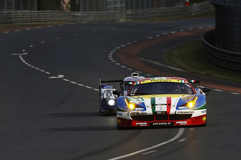 Le Mans roads to stay closed between 24 Hours practice/qualifying