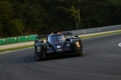 New BR Engineering LMP1 car for 2018 WEC hits track for first test