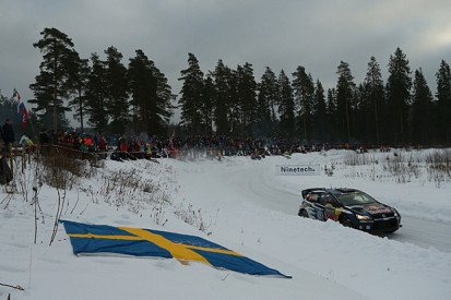 WRC Rally Sweden to go ahead with truncated itinerary
