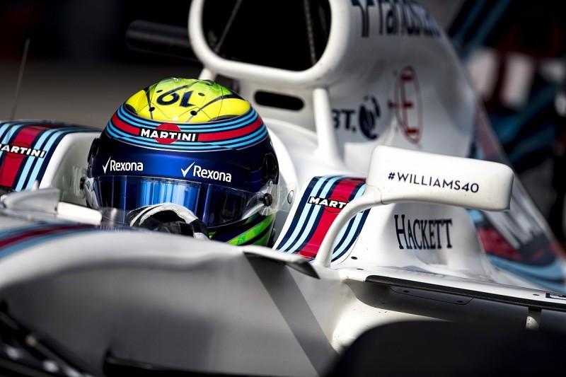 Massa: Williams can't judge Kubica, Di Resta for F1 2018 in old car
