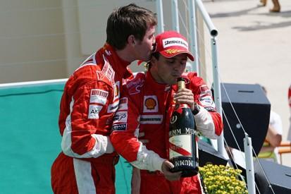 Rob Smedley: Felipe Massa as good as he was in 2008 F1 title battle