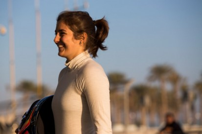Tatiana Calderon moves from F3 to GP3 with Arden