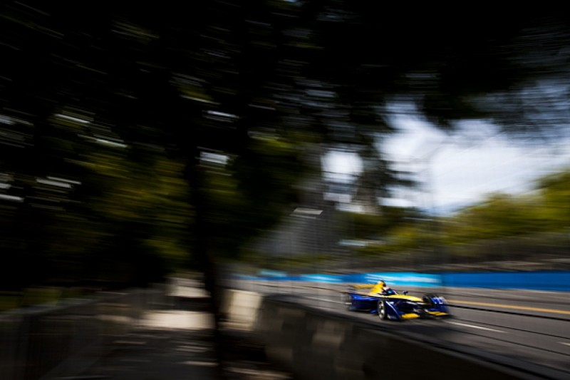 Buenos Aires Formula E: Buemi leads practice, Vergne in doubt