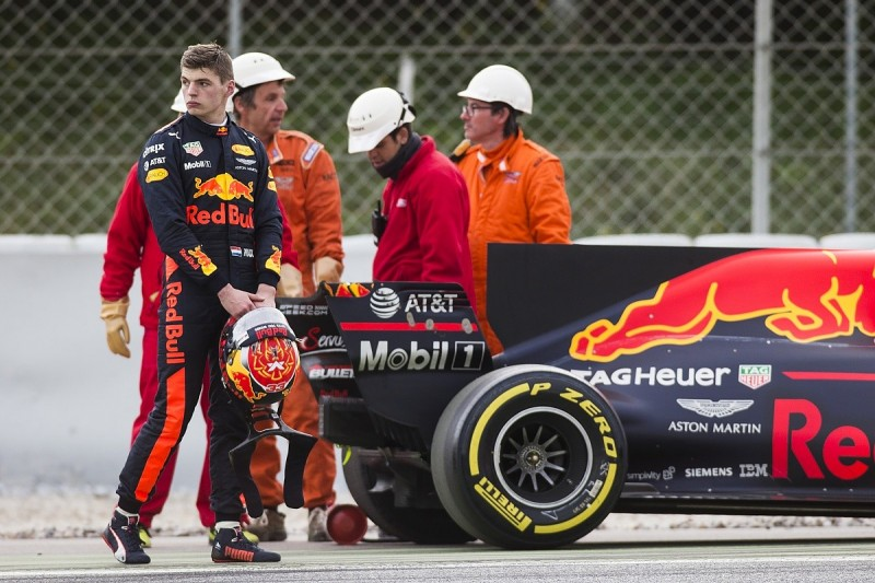 Max Verstappen: Earlier F1 car launch could benefit Red Bull in '18