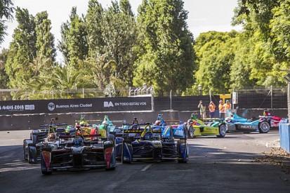 Buenos Aires Formula E: Sam Bird resists Sebastien Buemi for win