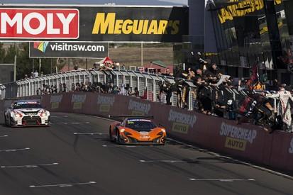 Bathurst 12 Hour: van Gisbergen's Tekno McLaren beats Nissan to win