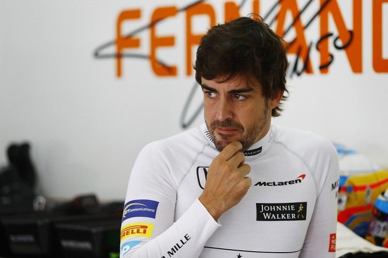 McLaren could face F1 engine upgrade dilemma in Japan - Alonso