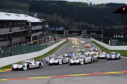 World Endurance Championship grid at capacity despite fewer entries