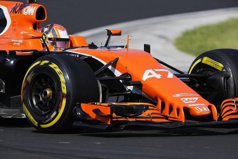 McLaren Autosport BRDC Award 2017 finalists revealed