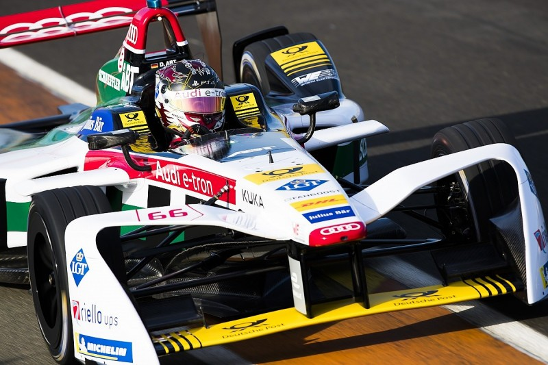 Audi wants to give Abt FE chance because his name is 'disadvantage'