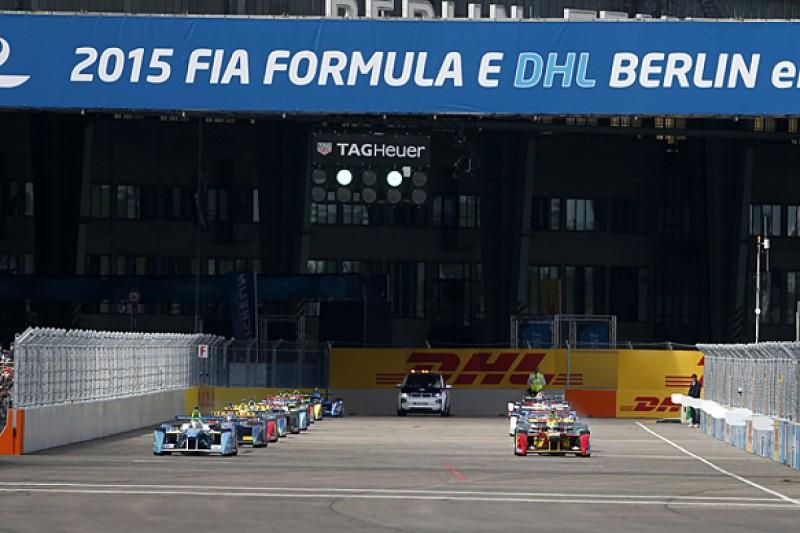 Formula E close to securing new Berlin street venue for 2016