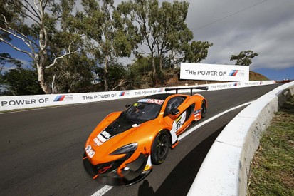 Shane van Gisbergen puts Tekno McLaren on Bathurst 12 Hour pole