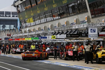 Le Mans rushing pit expansion due to quality of 2016 24 Hours entry