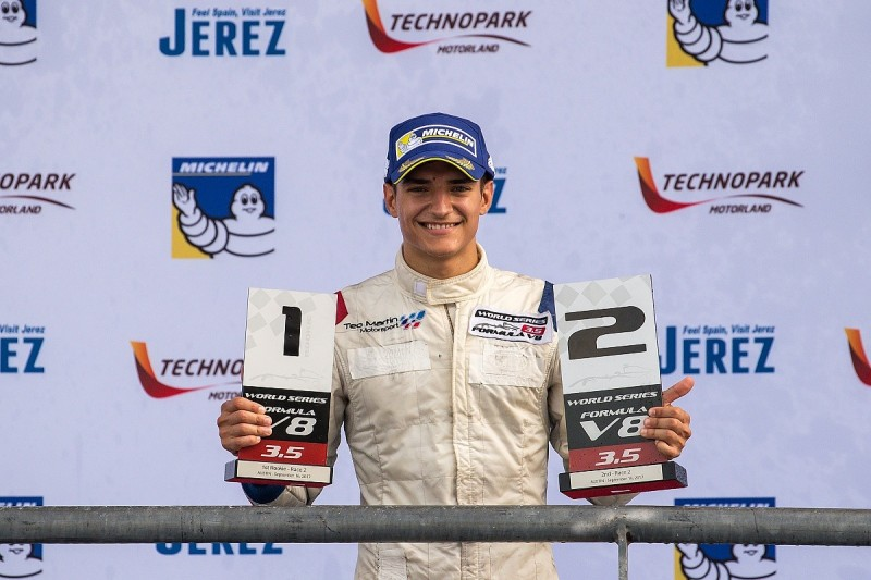 Alex Palou replaces Robert Visoiu in Campos Formula 2 team