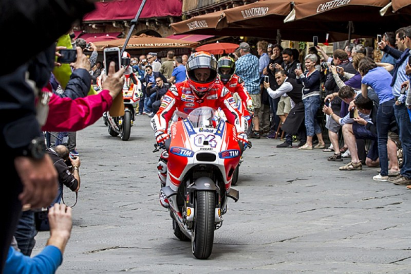 MotoGP riders face penalties for missing promotional events