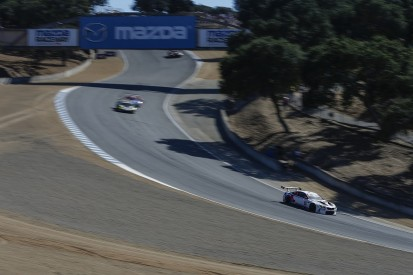 Laguna Seca Intercontinental GT Challenge entry above 20-car target