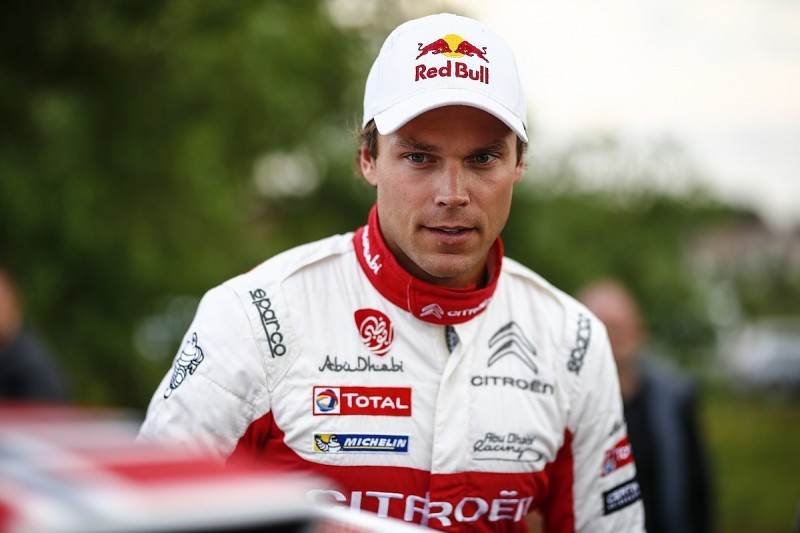 Andreas Mikkelsen: I join Hyundai as a WRC title contender