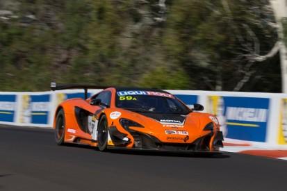 Audi, Mercedes and McLaren join Bentley in Intercontinental GT