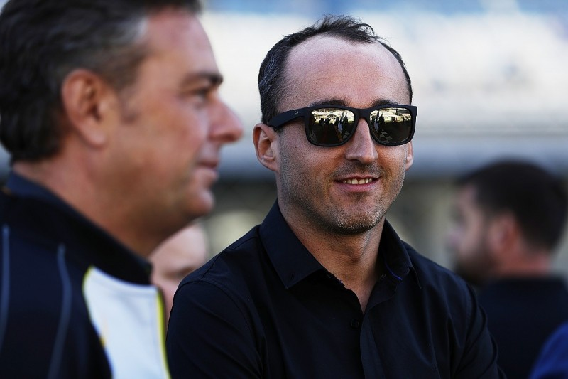 Kubica/di Resta Williams test chance: F1 fans have their say