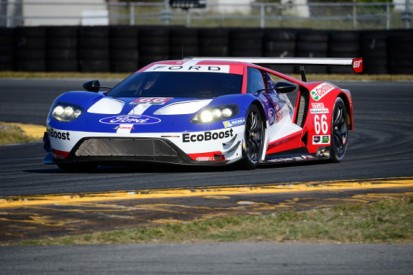 Four Ford GT entries included in expanded Le Mans 24 Hours field