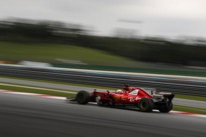 Sebastian Vettel escapes F1 gearbox damage after Stroll crash