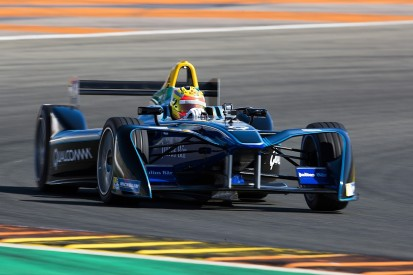 Ex-Formula 1 driver Haryanto completes first Formula E test