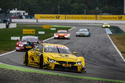 BMW moves Farfus, Glock, Martin in 2016 DTM line-up reshuffle