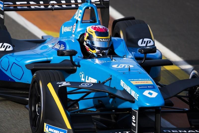 Formula E testing: Sebastien Buemi fastest on day two at Valencia