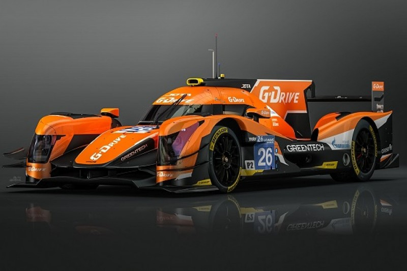 Jota team links up with G-Drive for WEC and ELMS LMP2 campaigns