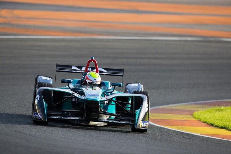 Formula E 2017/18: Turvey fastest on first day of Valencia testing