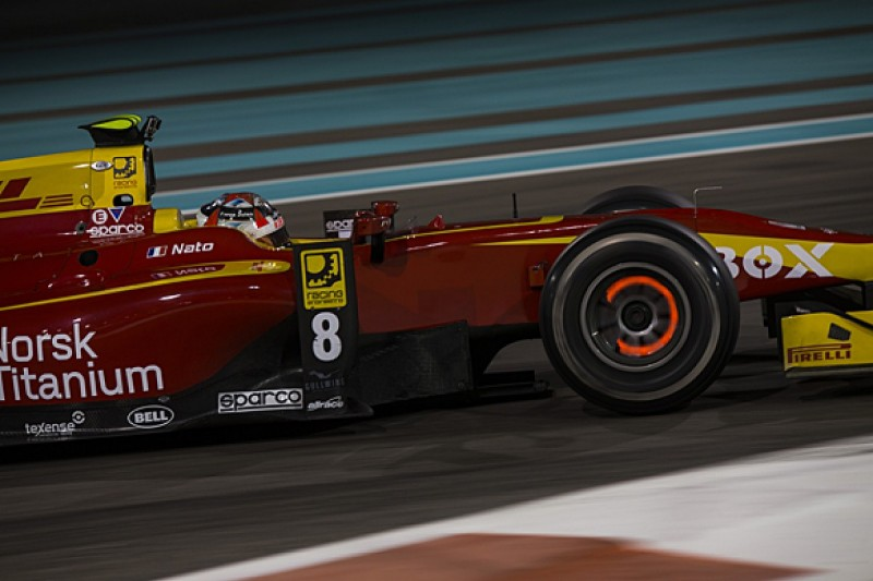 Norman Nato moves to Racing Engineering for 2016 GP2 Series