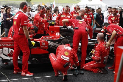 Ferrari making changes after 'ugly' F1 weekend in Malaysia