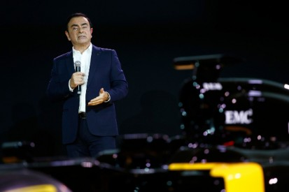 Consistent Renault challenge could take three years - Carlos Ghosn